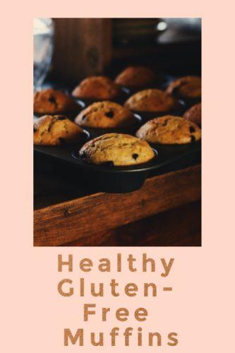 Healthy Merry Berry Gluten Free Muffins